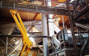 Profesjonalne usługi porządkowe dla przemysłu i logistyki